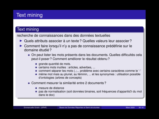 Conclusion sur le data mining - 2